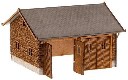 Grimstad garasje med leilighet