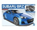 AOSHIMA 00761 - 1:24 SUBARU BRZ '12 w/Full Engine